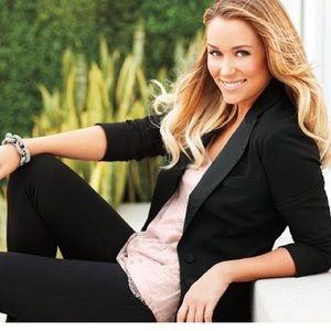 Lauren Conrad Tuxedo Blazer